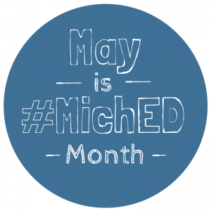 MichED Month Circle